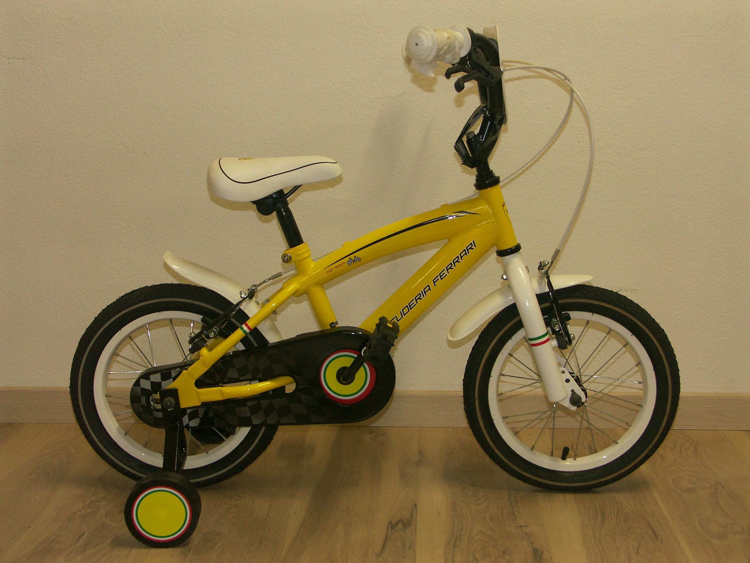 Biciclette Per Bambini Bikerap